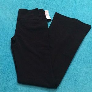 $13 NWT B. Wear stretch black dress pants slacks